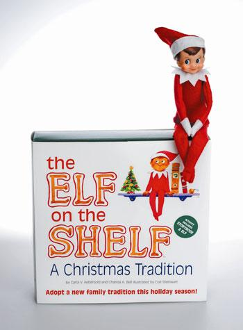 elf on the shelf a christmas tradition - Elf On The Shelf Christmas Tradition